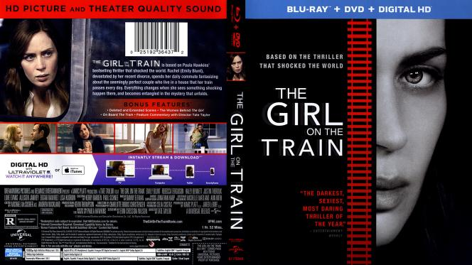 La Chica Del Tren (2016) BRRip 720p Audio Trial Latino-Castellano-Ingles