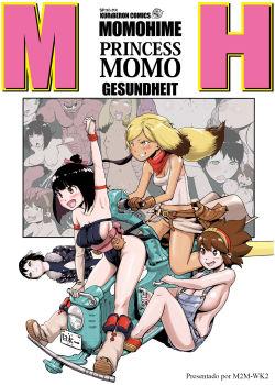 La princesa Momo Ch 7 – Gesundheit
