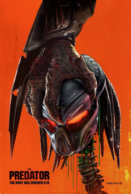 Predator / The Predator (2018) V2.MULTi.720p.BluRay.x264.DTS.AC3-DENDA / LEKTOR, DUBBING i NAPISY PL + m720p