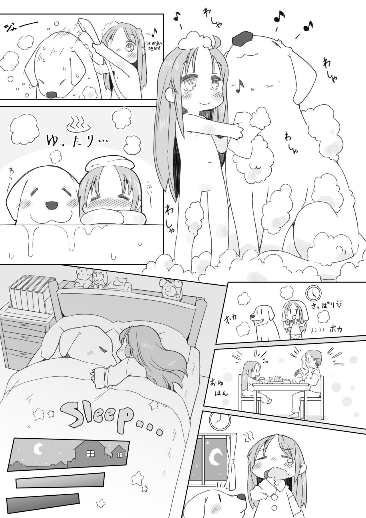 Enji ga Inu to Ecchi Suru Hon - 14