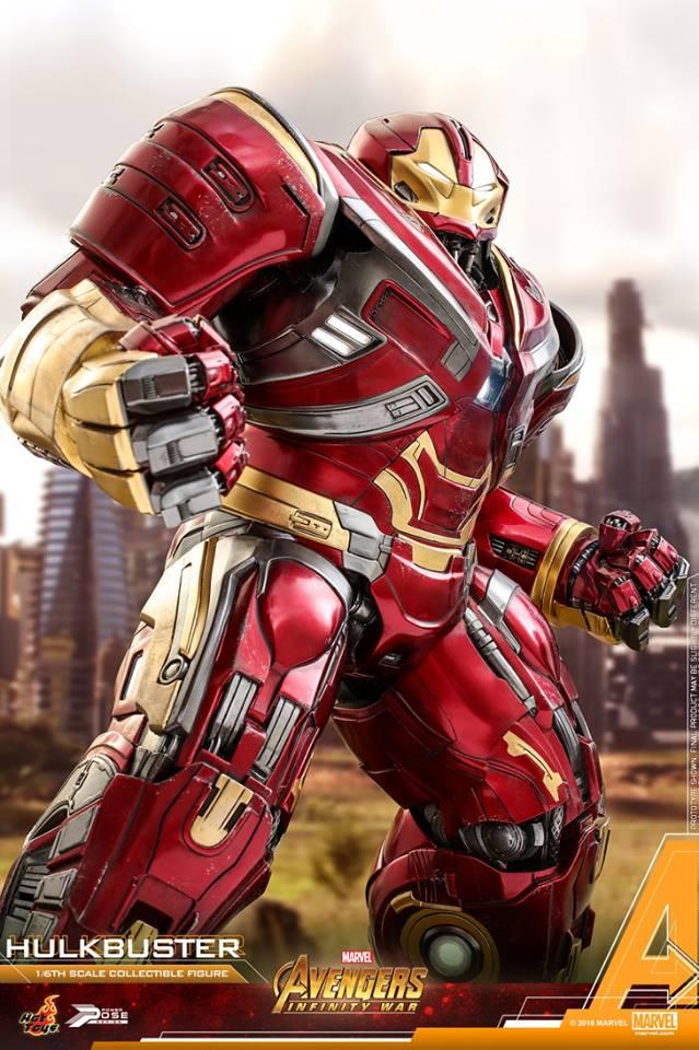 Avengers Infinity War - HulkBuster Mark 2 1/6 (Hot Toys) KfaYyRrj_o