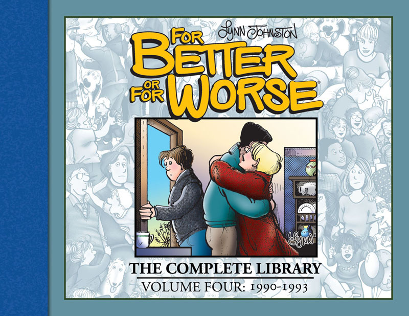 For Better or For Worse - The Complete Library v04 - 1990-1993 (2020)