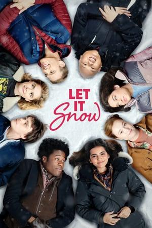 Let It Snow 2019 720p NF WEBRip Hindi English x264 AAC 5 1 ESubs - LOKiHD - Telly