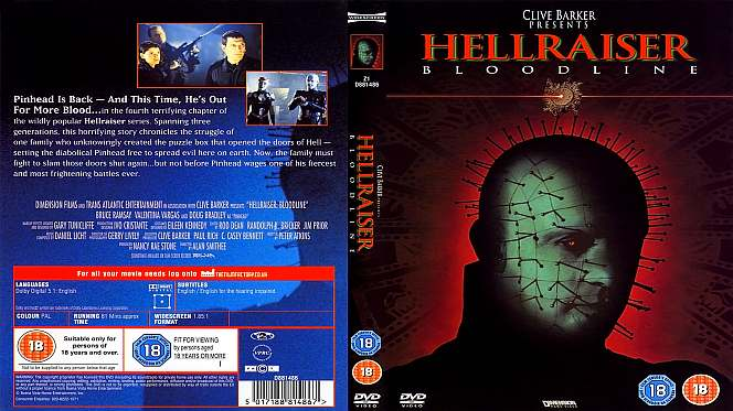Hellraiser 4 Linea De Sangre (1996) BRRip 720p Audio Trial Latino-Castellano-Ingles
