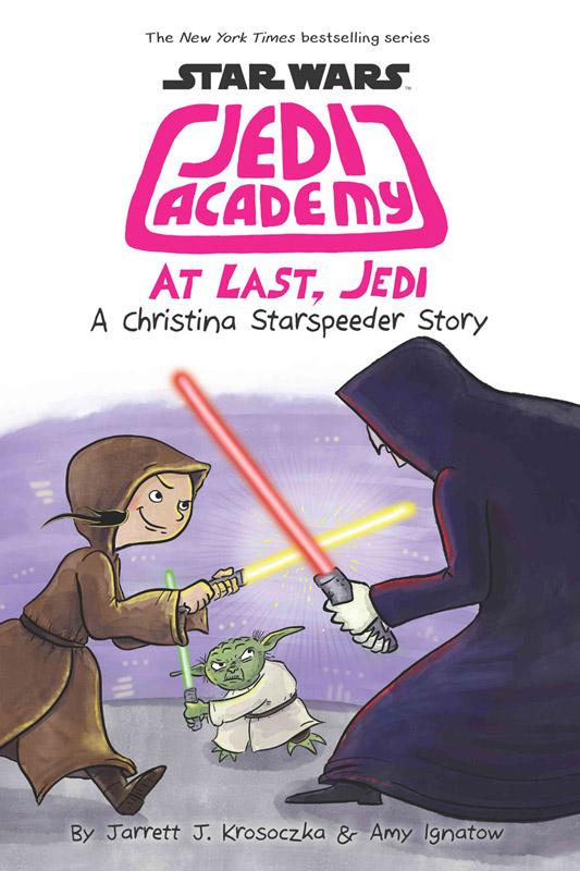 Star Wars - Jedi Academy 09 - At Last, Jedi (2020)