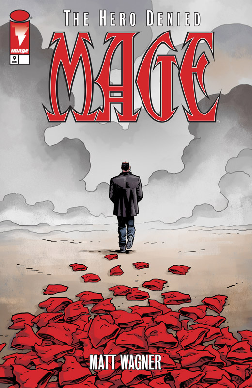 Mage, Book Three - The Hero Denied #0-9 (2017-2018)
