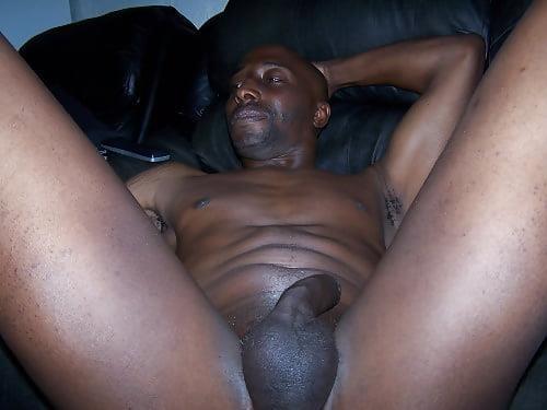 Black men naked penis-9234
