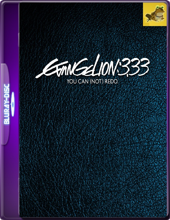 Evangelion 3.33: You Can (Not) Redo (2012) Brrip 1080p (60 FPS) Latino / Japonés