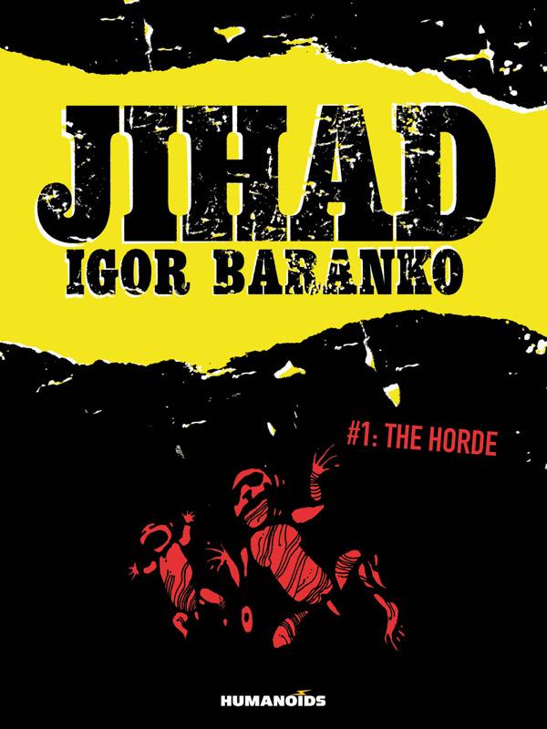 Jihad v01-v03 (2012) Complete
