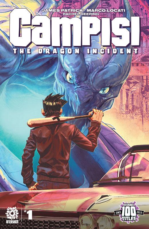 Campisi - The Dragon Incident #1-2 (2021)