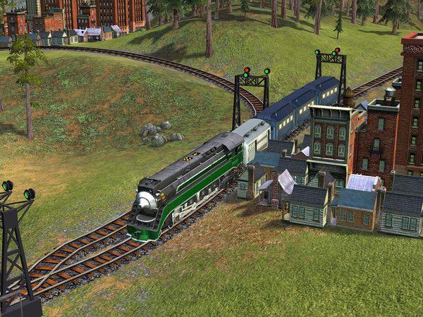 Sid Meier's Railroads! Captura 3