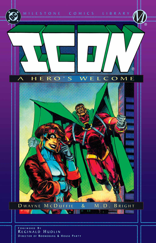 Icon - A Hero's Welcome (1996)
