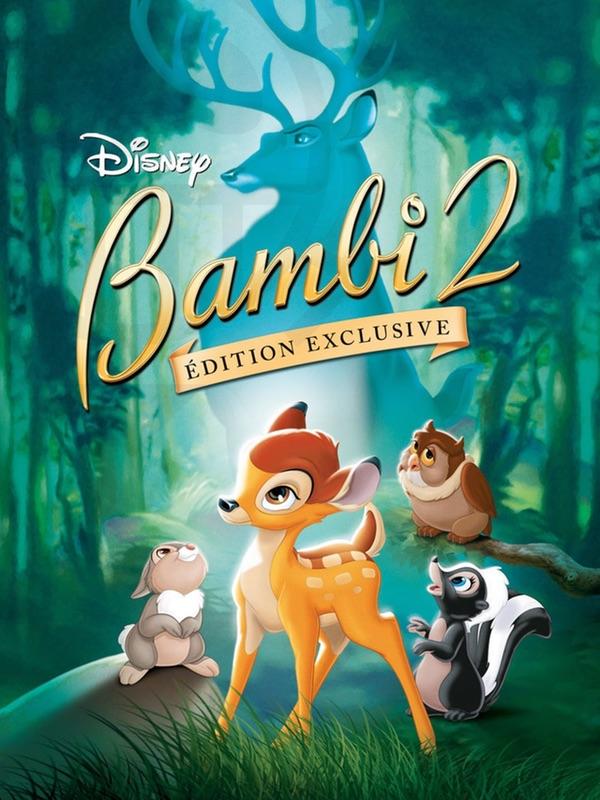Bambi 2 2006 MULTi 1080p BluRay HDLight x265-H4S5S