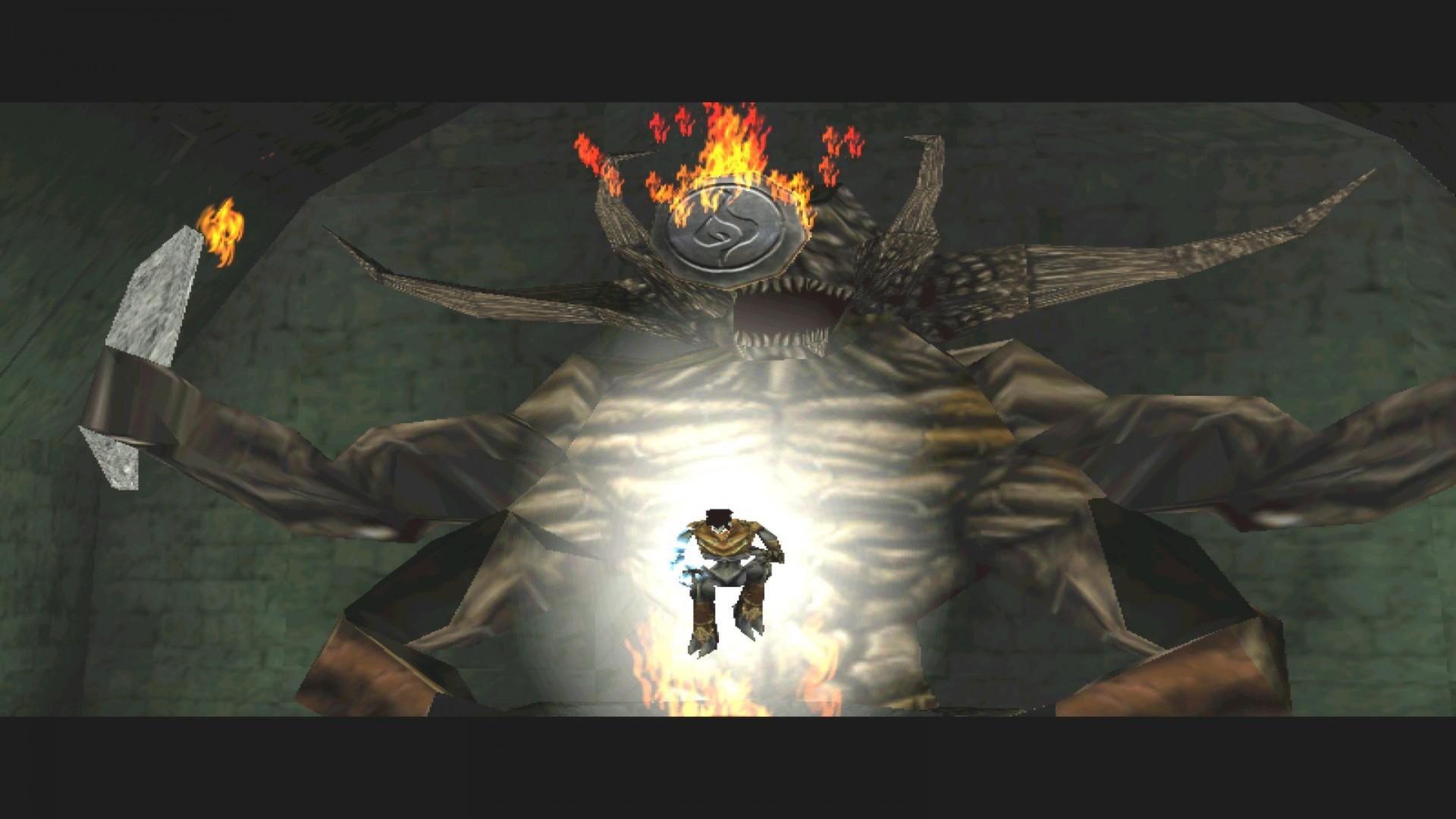Legacy of Kain: Soul Reaver Captura 2