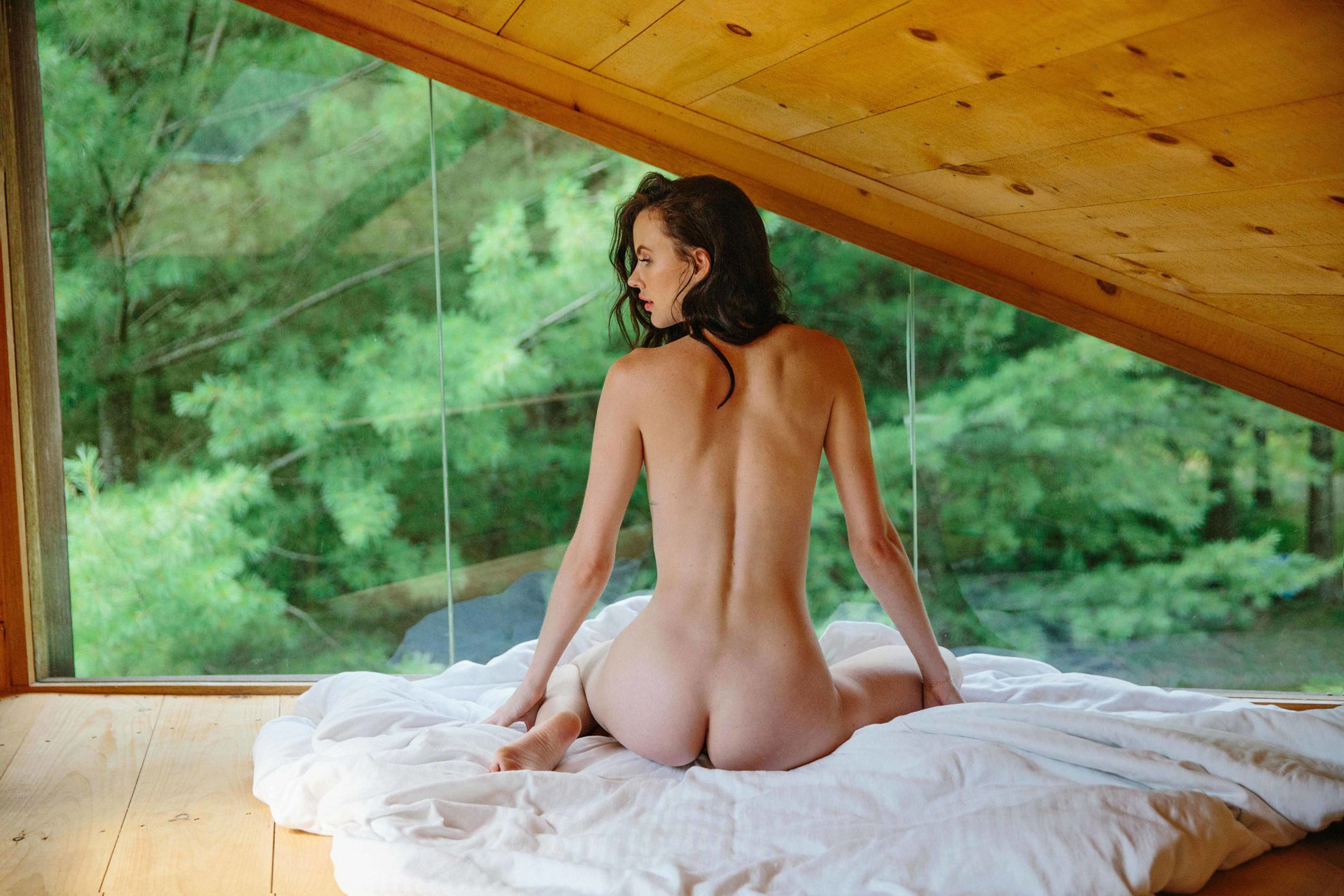 Lauren Buys nude in Treehouse by Jen Senn