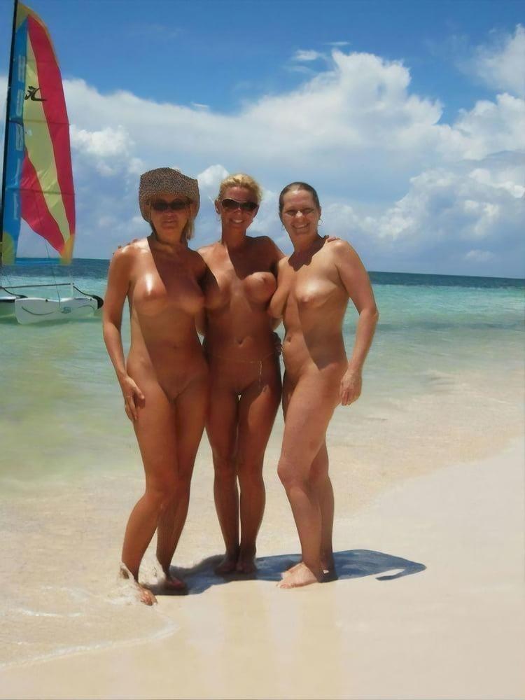 Nude hairy beach pics-4660