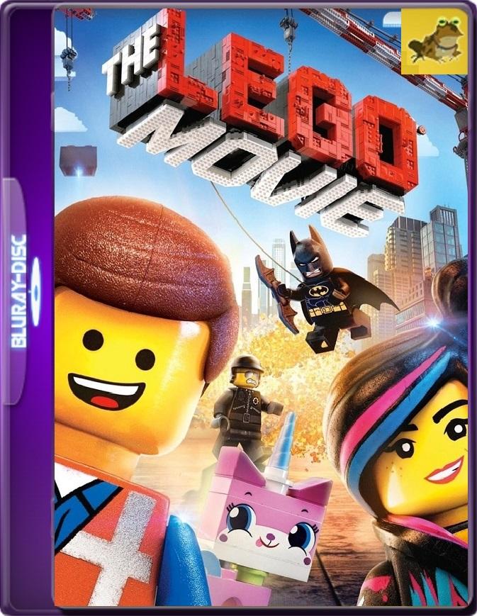La Gran Aventura Lego (2014) Brrip 1080p (60 FPS) Latino