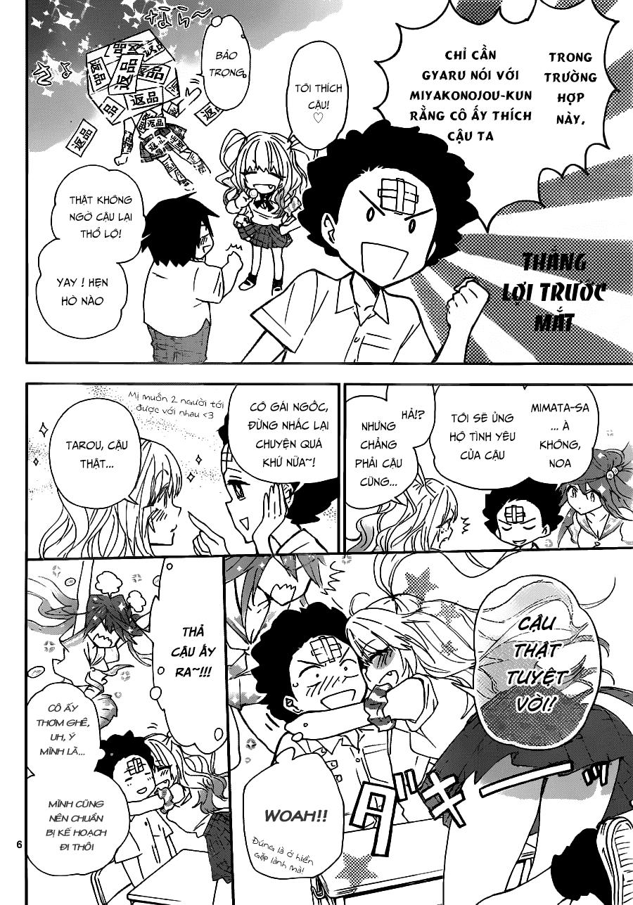 Hatsukoi Zombie Chapter 10 - Trang 8