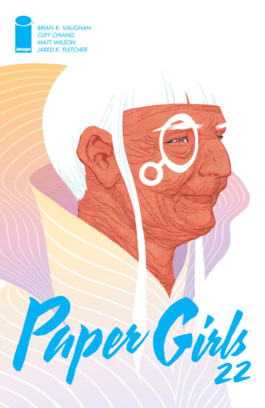 Paper Girls #1-22 (2015-2018)