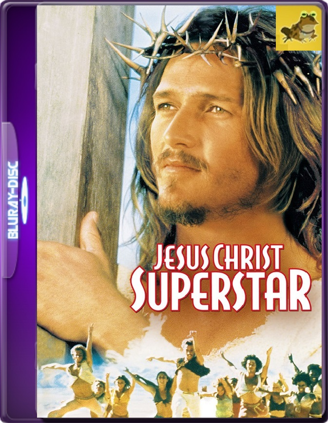 Jesus Christ Superstar (1973) Brrip 1080p (60 FPS) Inglés Subtitulado