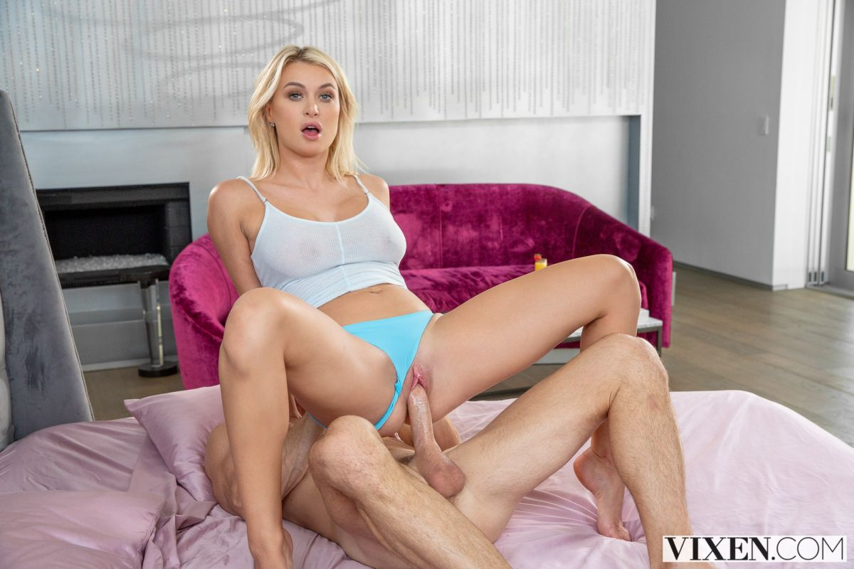 Natalia Starr, Johnny Sins – Proving My Worth – Vixen