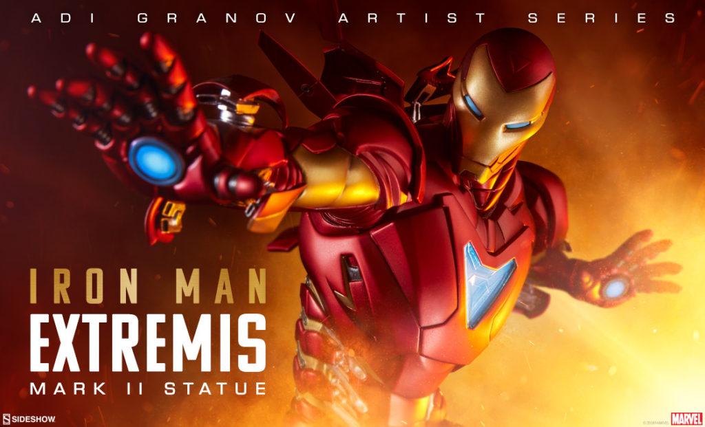 Iron Man Extremis Mark II - Statue (Sideshow) OhMhrnWS_o