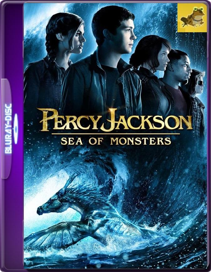 Percy Jackson Y El Mar De Los Monstruos (2013) Brrip 1080p (60 FPS) Latino / Inglés