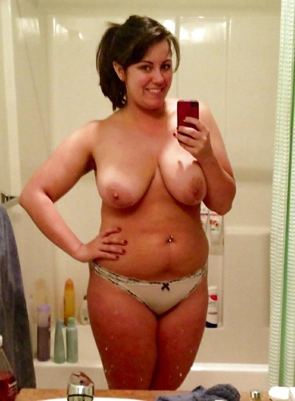 Big boob amateur selfies-5154