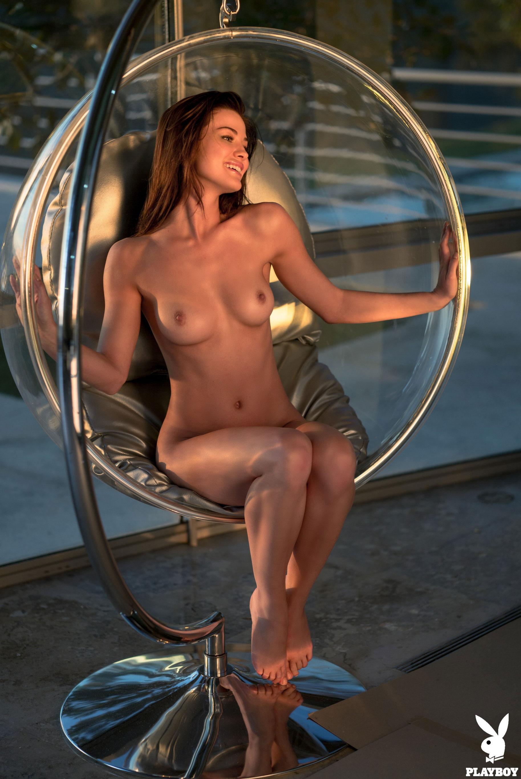Девушка месяца Jenny Watwood / Playboy США, март 2018 / фото 03