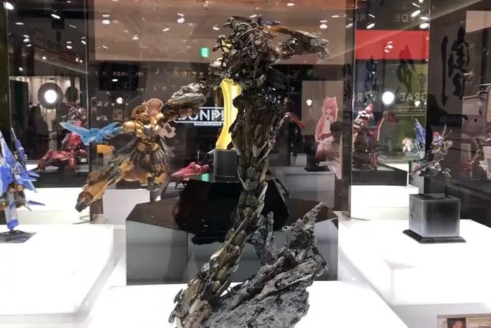 Gundam Dock at Tokyo / Gundam Base/ 1/1 (Exposition) L1MckZ7v_o