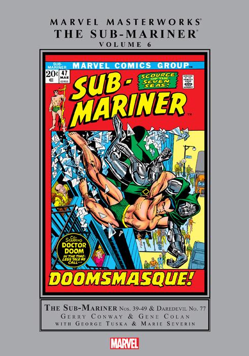 Marvel Masterworks - The Sub-Mariner v06 (2015)