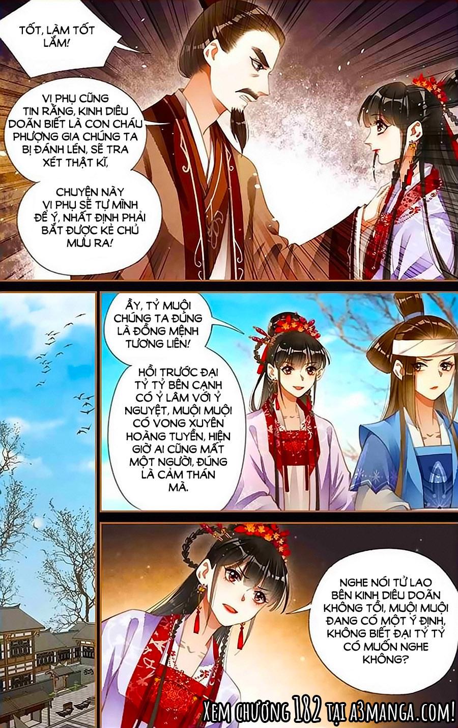 Thần Y Đích Nữ chap 181 - Trang 8