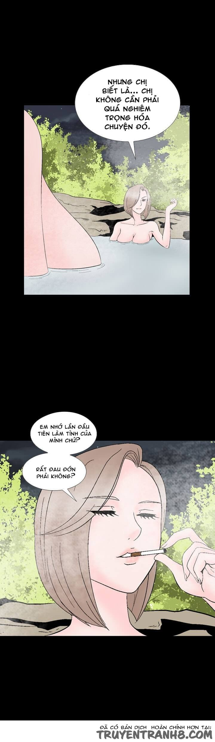The Taste Of The Hand Chapter 13 - Trang 9