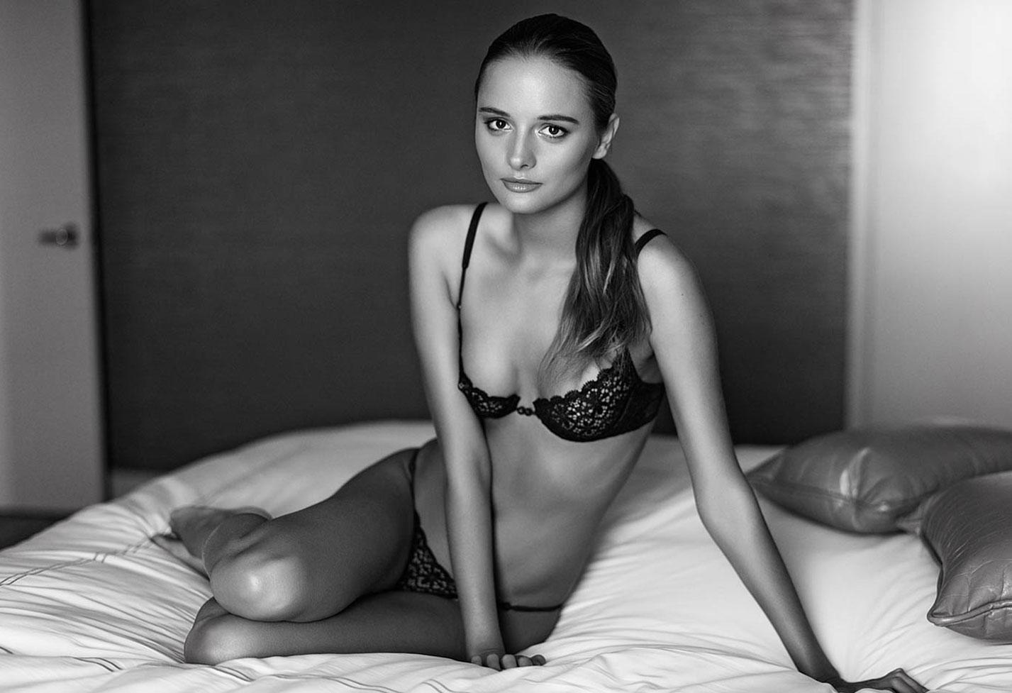 Кристина Бойко / Kristina Boyko by Dennis Huang