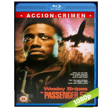 Pasajero 57 1080p Lat-Cast-Ing 5.1 (1992)