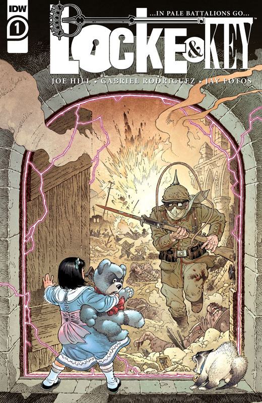 Locke & Key - ...In Pale Battalions Go... #1-2 (2020)