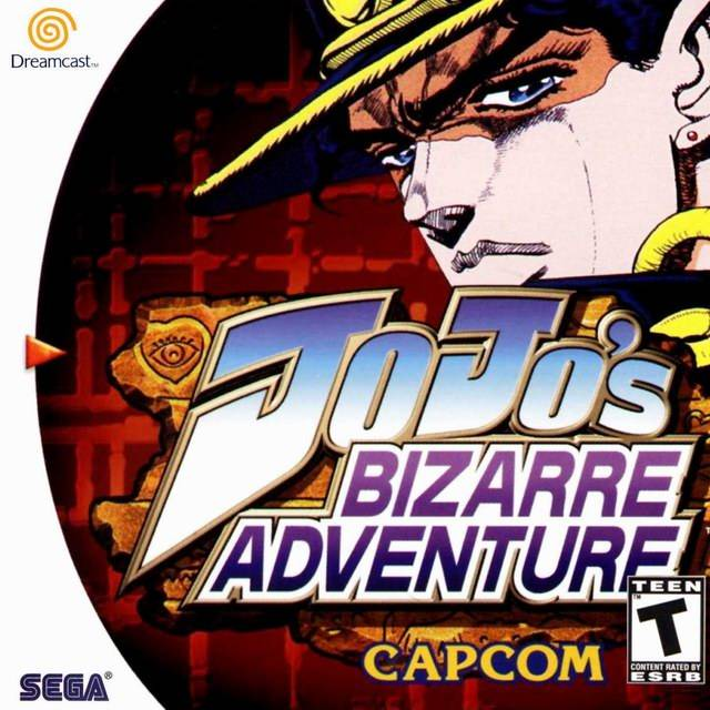 JoJo's Bizarre Adventure: Heritage for the Future / JoJo no Kimyou na Bouken: Mirai e no Isan (Japan 990927, NO CD)Retro PC Oyunu Oyna