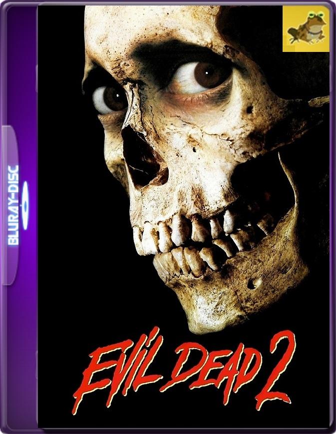 El Despertar Del Diablo 2 (1987) Brrip 1080p (60 FPS) Latino / Inglés