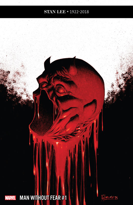 Man Without Fear #1-5 (2019) Complete