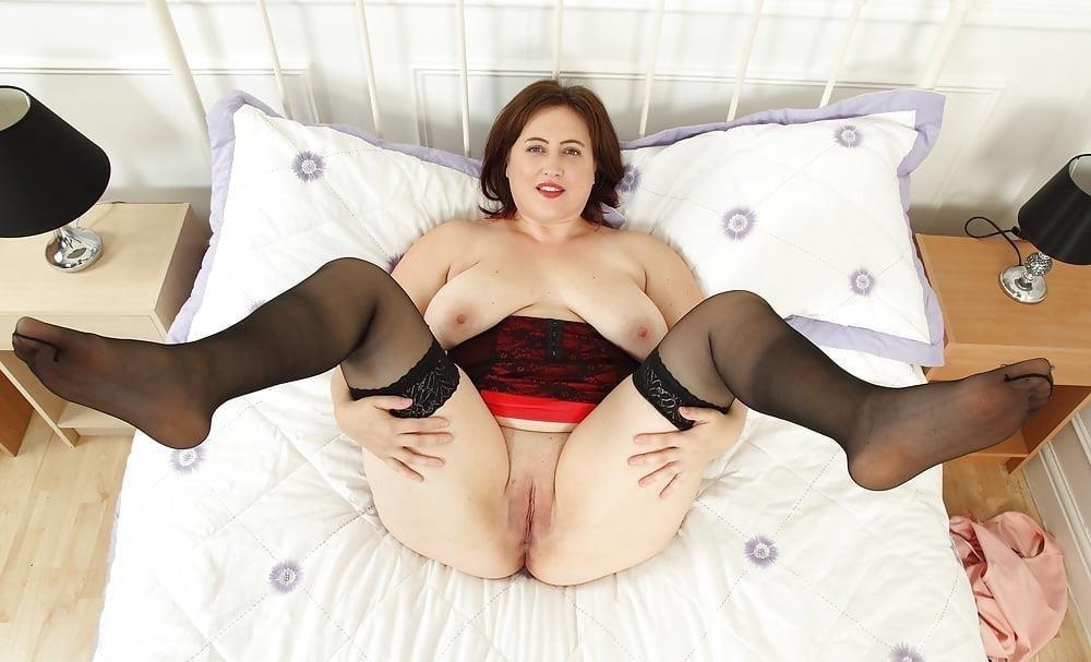 Milf big tits stocking-1308