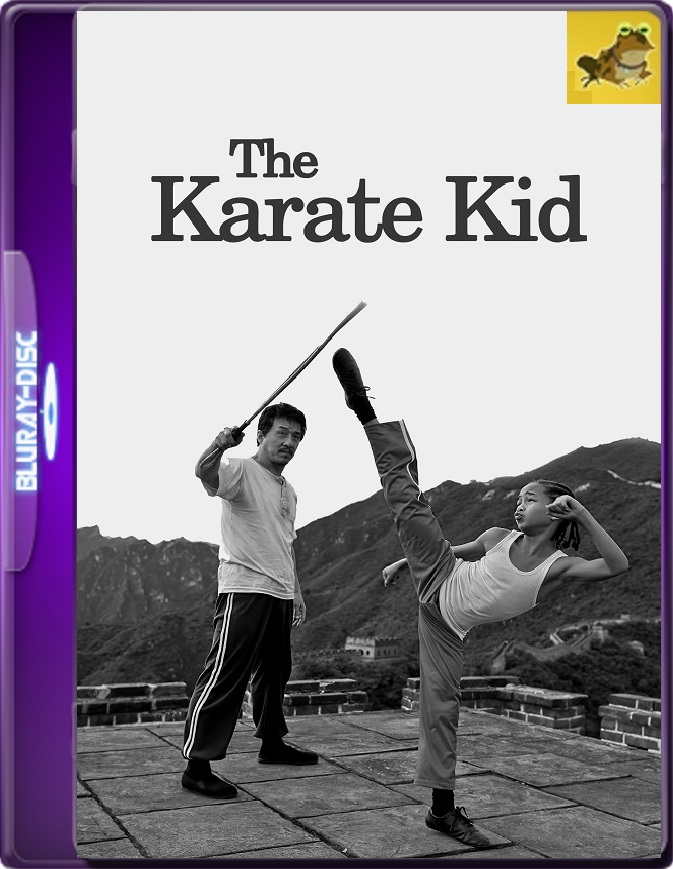 Karate Kid (2010) Brrip 1080p (60 FPS) Latino / Inglés