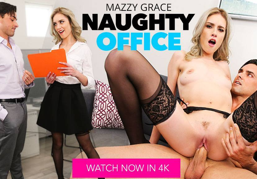 Mazzy Grace, Ryan Driller – Naughty Office – Naughty America