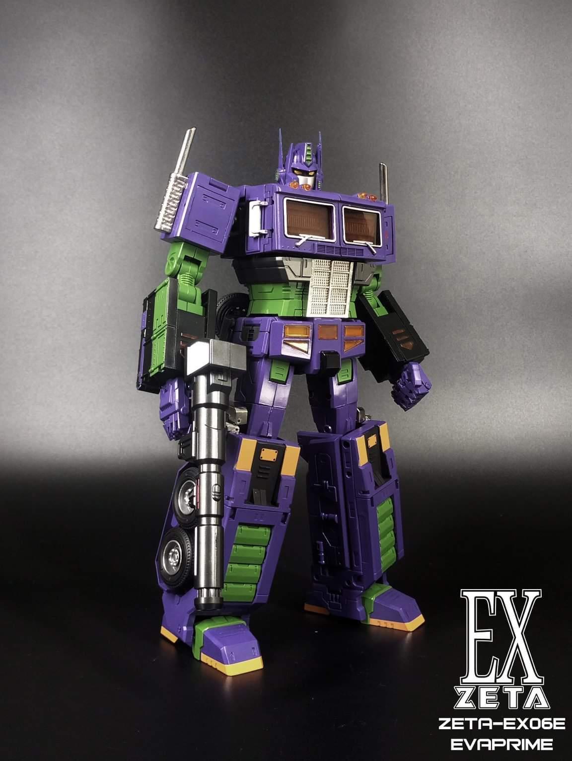 [ToyWorld][ZetaToys] Produit Tiers - TW-M01 Primorion/Zeta-EX6O OriPrime et Zeta -EX6E EvaPrime - aka Optimus (G1 et Evangelion) - Page 3 J4bQ9dzz_o