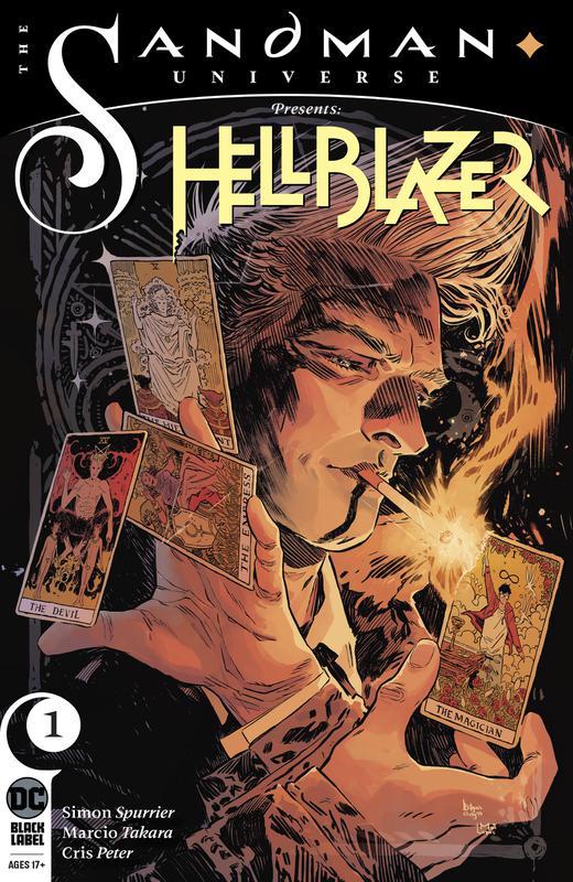 The Sandman Universe Presents Hellblazer 001 (2019)