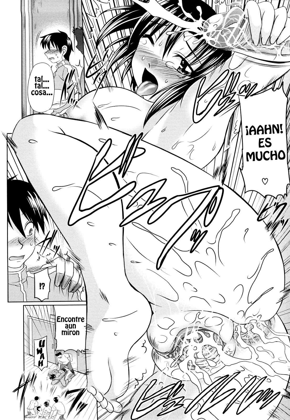 Nikuyoku Analyze♥ Chapter-9 - 7
