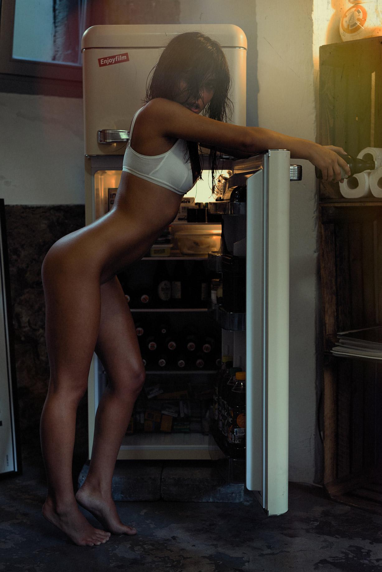 Anastasiia Poranko nude by Hannes Windrath
