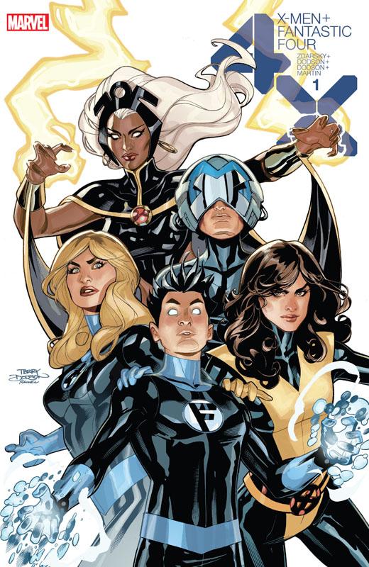 X-Men - Fantastic Four #1-2 + Director's Cut (2020)