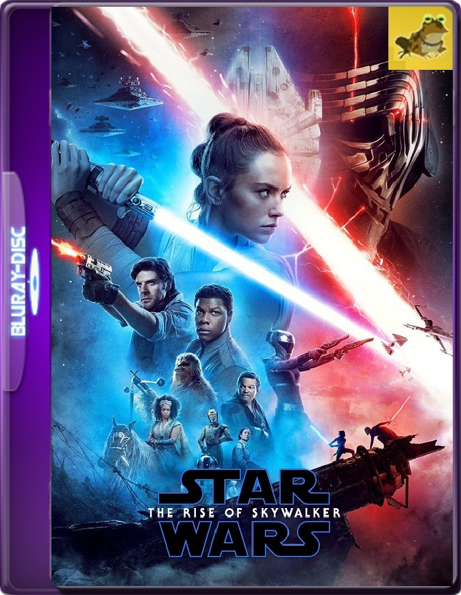 Star Wars, Episodio 9: El Ascenso De Skywalker (2019) Brrip 1080p (60 FPS) Latino / Inglés