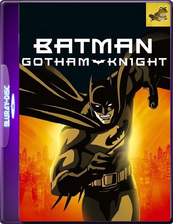 Batman: Guardián De Gotham (2008) Brrip 1080p (60 FPS) Latino / Inglés