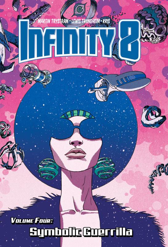 Infinity 8 v04 - Symbolic Guerrilla (2019)